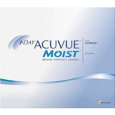 1-day Acuvue Moist (180) kontaktlinser från www.interlinser.se