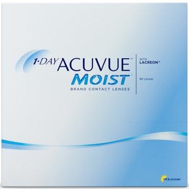 1-day Acuvue Moist (90) kontaktlinser från www.interlinser.se