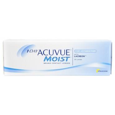 1-Day Acuvue Moist for Astigmatism (30) kontaktlinser från www.interlinser.se