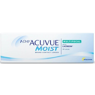 1-day Acuvue Moist Multifocal (30) kontaktlinser från www.interlinser.se