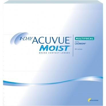 1-day Acuvue Moist Multifocal (90) kontaktlinser från www.interlinser.se