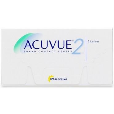 Acuvue 2  kontaktlinser från www.interlinser.se