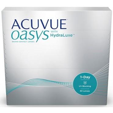 Acuvue Oasys 1-Day (90) kontaktlinser från www.interlinser.se