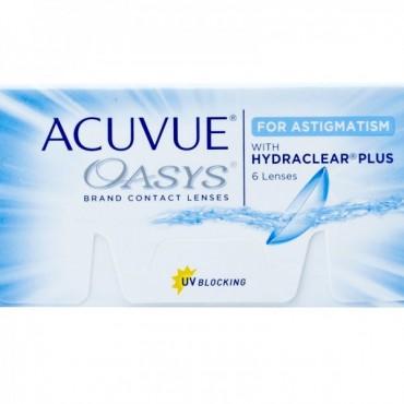 Acuvue Oasys for Astigmatism (6) kontaktlinser från www.interlinser.se