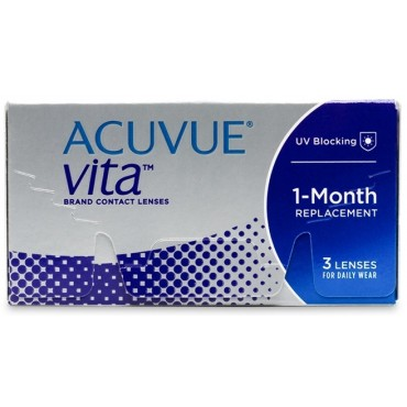 Acuvue Vita (3) kontaktlinser från www.interlinser.se