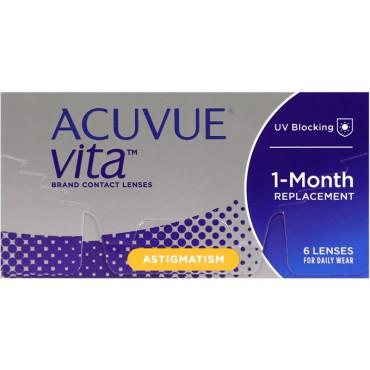 Acuvue Vita for Astigmatism (6) kontaktlinser från www.interlinser.se