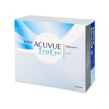 1-day Acuvue TruEye (180) kontaktlinser från www.interlinser.se