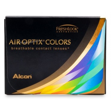 Air Optix Colors (plano) (2) kontaktlinser från www.interlinser.se