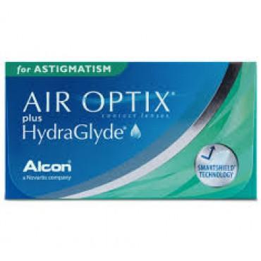 Air Optix Plus Hydraglyde for astigmatism (3) kontaktlinser från www.interlinser.se