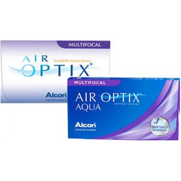 Air Optix Aqua Multifocal (3) kontaktlinser från www.interlinser.se