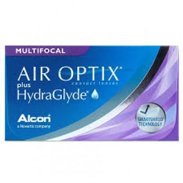 Air Optix Plus HydraGlyde Multifocal (3) kontaktlinser från www.interlinser.se
