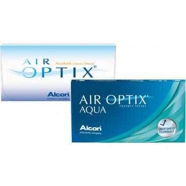 Air Optix Aqua (6) kontaktlinser från www.interlinser.se