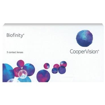 Biofinity (3) kontaktlinser från www.interlinser.se