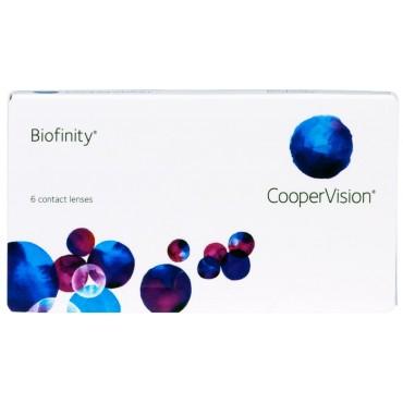 Biofinity (6) kontaktlinser från www.interlinser.se