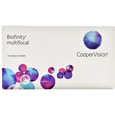 Biofinity Multifocal (3) kontaktlinser från www.interlinser.se