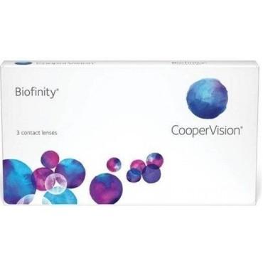 Biofinity Toric (3) kontaktlinser från www.interlinser.se