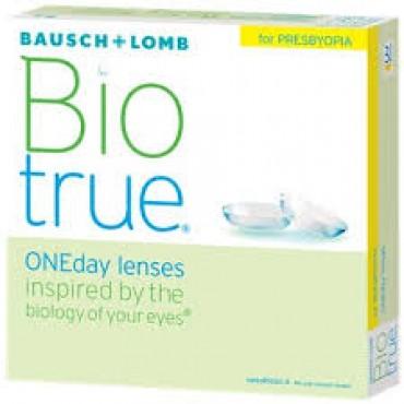 Biotrue Oneday for Presbyopia (90) kontaktlinser från www.interlinser.se