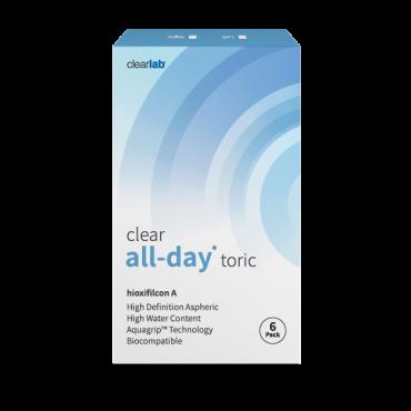 Clearall-dayT  kontaktlinser från www.interlinser.se