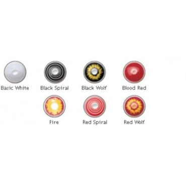 Crazy Lenses  kontaktlinser från www.interlinser.se