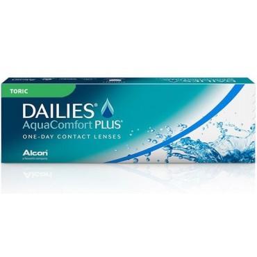 Dailies Aquacomfort Plus Toric (30) kontaktlinser från www.interlinser.se