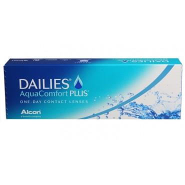 Dailies AquaComfort Plus (30) kontaktlinser från www.interlinser.se