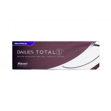 Dailies Total 1 Multifocal (30) kontaktlinser från www.interlinser.se