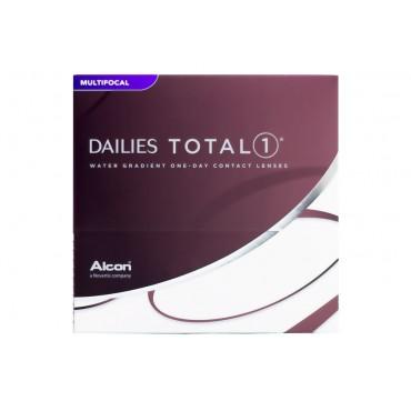 Dailies Total 1 Multifocal (90) kontaktlinser från www.interlinser.se