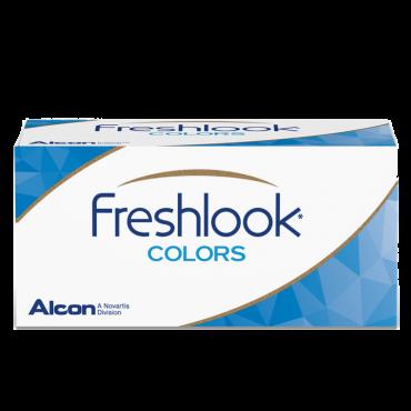 Freshlook Colors  kontaktlinser från www.interlinser.se