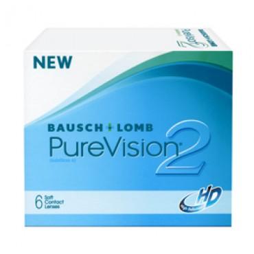 Purevision2 (6) kontaktlinser från www.interlinser.se