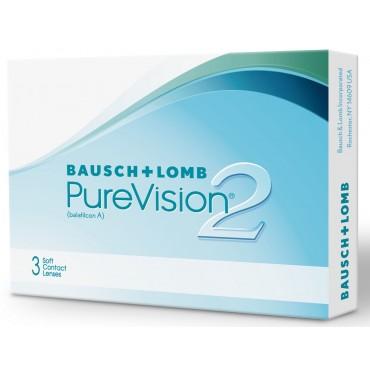 Purevision2 (3) kontaktlinser från www.interlinser.se
