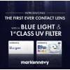 Blu:gen (6) kontaktlinser från www.interlinser.se