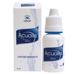 Acuaiss 6 ml eye drops