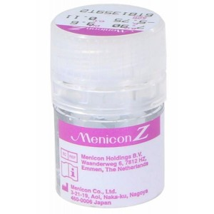 Menicon EX-Z contact lenses